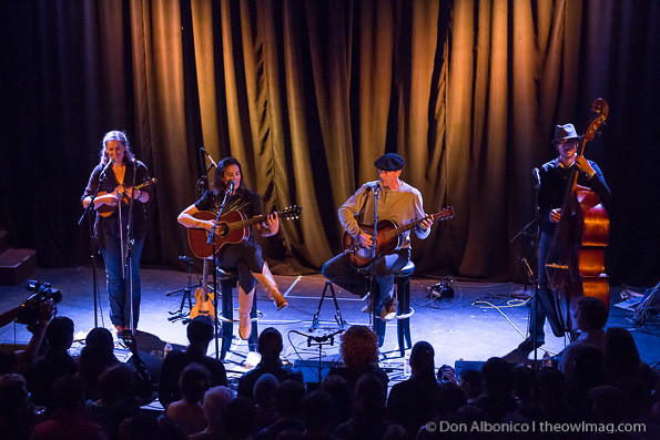 Megan Keely @ The Chapel, San Francisco 07-12-2013