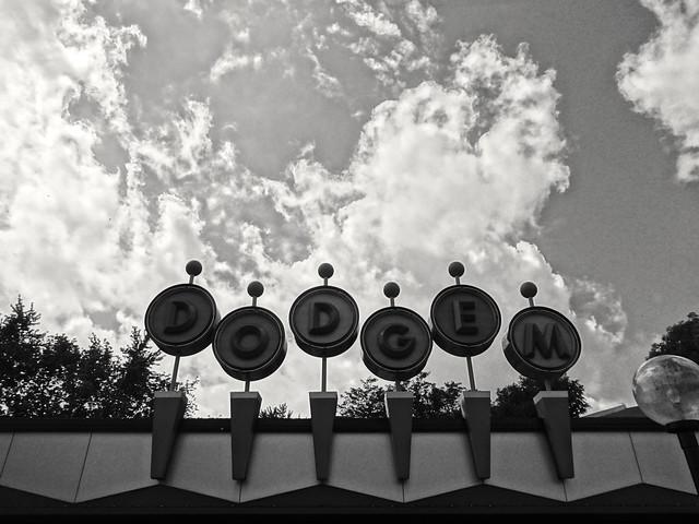 Dodge Em, Cedar Point