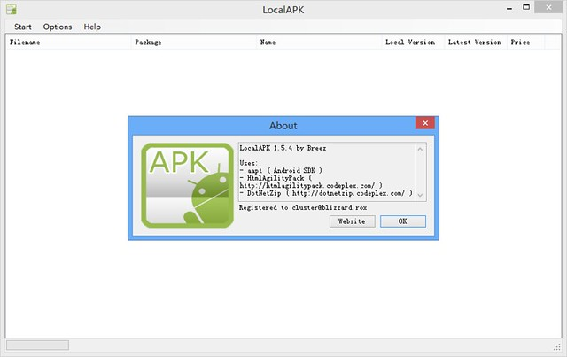 LocalAPK 1.5.4