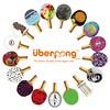 Uberpong logo