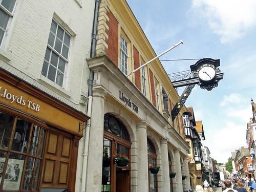 Lloyds TSB - 48-49 High Street, Winchester