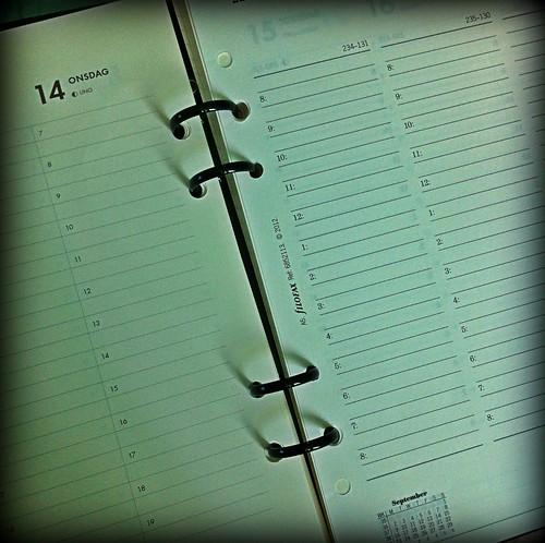 ordning reda planner