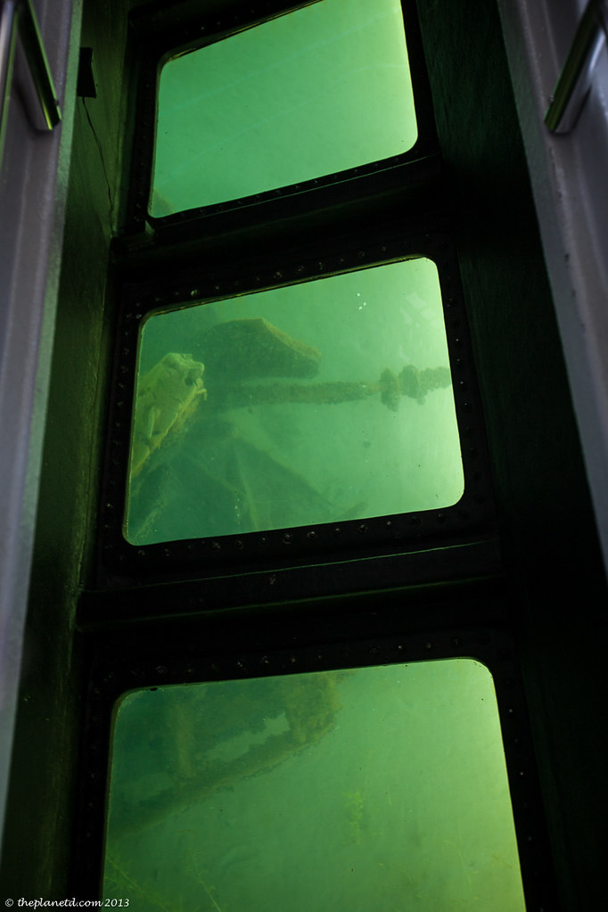Glass Bottom Boat Michigan