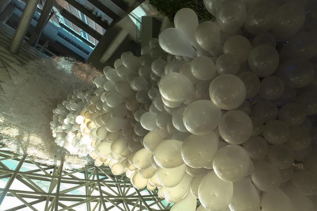 Seoul City Hall -- Lobby