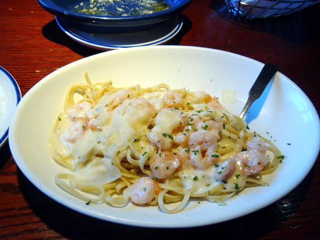 Red Lobster Endless Shrimp Review