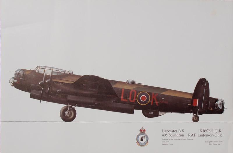 Lancaster print