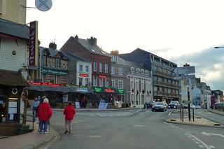 Fécamp: quai de la Vicomté