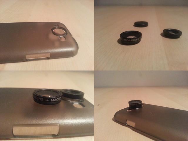 Gran angular para Samsung Galaxy S3