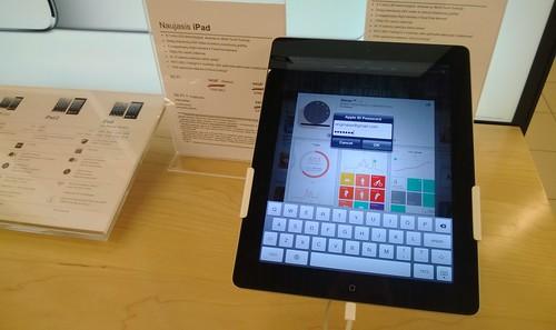 Nemoku naudotis Apple iPad... Pagalbos!