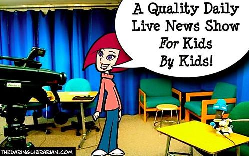 News@School - Live! <BR>4 Tips to Terrific School TV