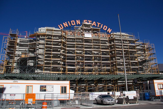 East Side, Denver Union Station