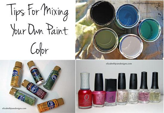 Mix Paint 1