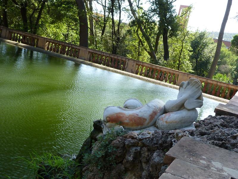 Barcelona - Parque del Laberinto de Horta