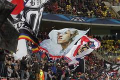 Steaua - Chelsea, atmosfera 1