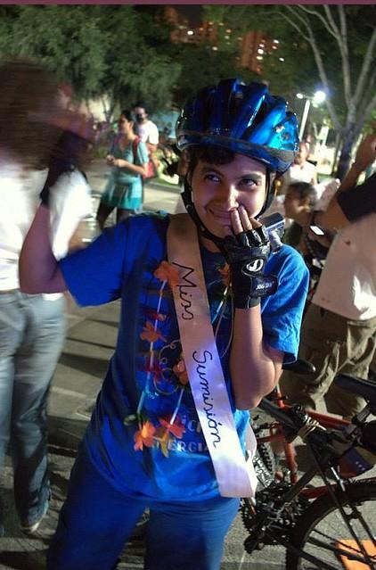 Así protestaron contra el Miss Venezuela