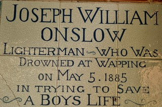 Joseph William Onslow
