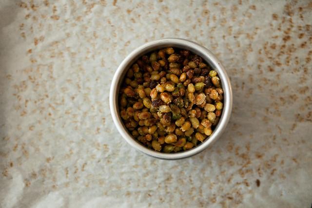 Crispy Parmesan Wasabi SoybeansIMG_7532