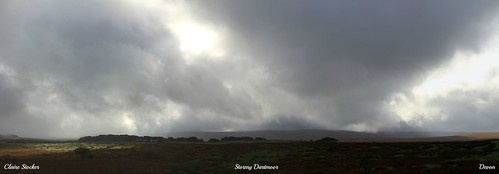 Stormy Dartmoor, Devon by www.stockerimages.blogspot.co.uk