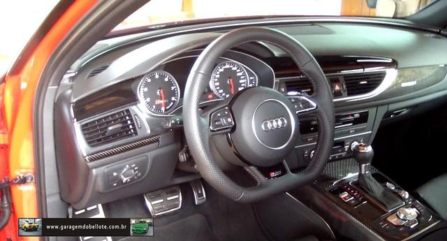 Lançamento - Audi RS6 Avant no Brasil