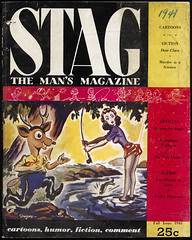 Stag, The Man's Magazine (Fall 1941) / Stag, The Man's Magazine (automne 1941)