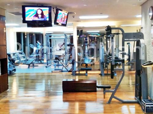 The Westin Hotel 04 - Gymnasium