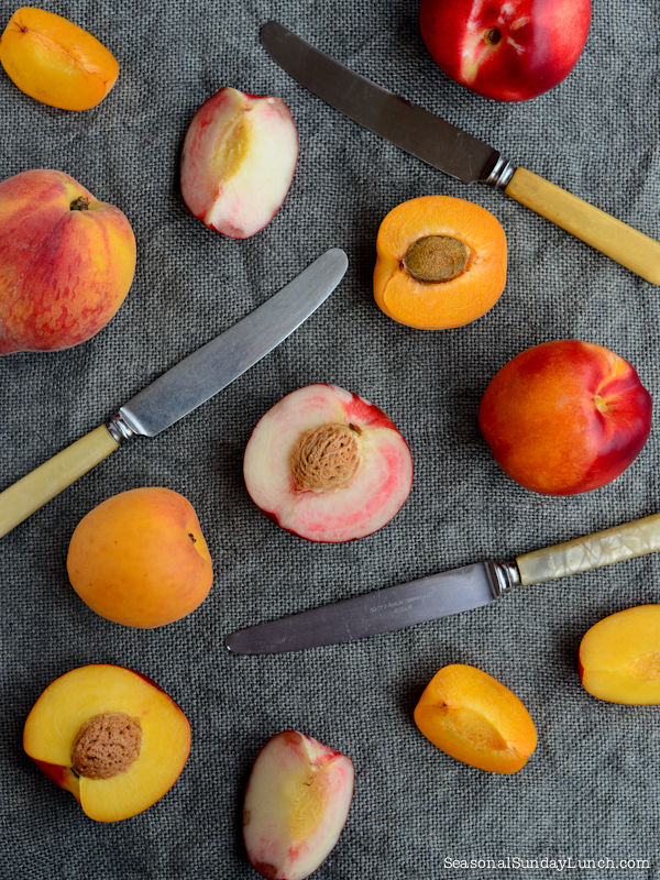 Australian Stonefruit