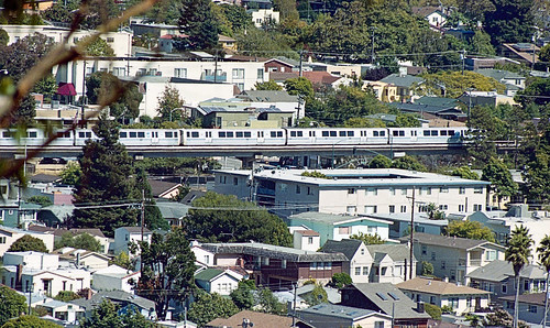 BART train from Alb H 7-13 1