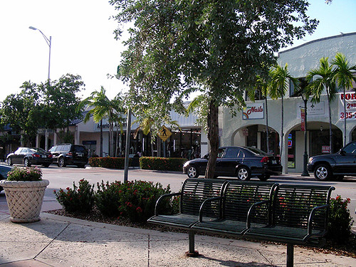 South Miami Hometown District, after (courtesy of Dover Kohl)