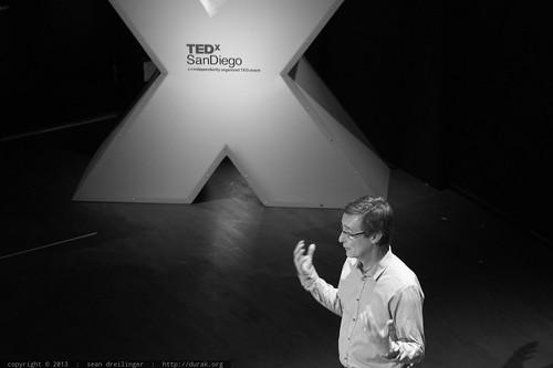 Jack Abbott Introduces Chris Berka   TEDxSanDiego 2013
