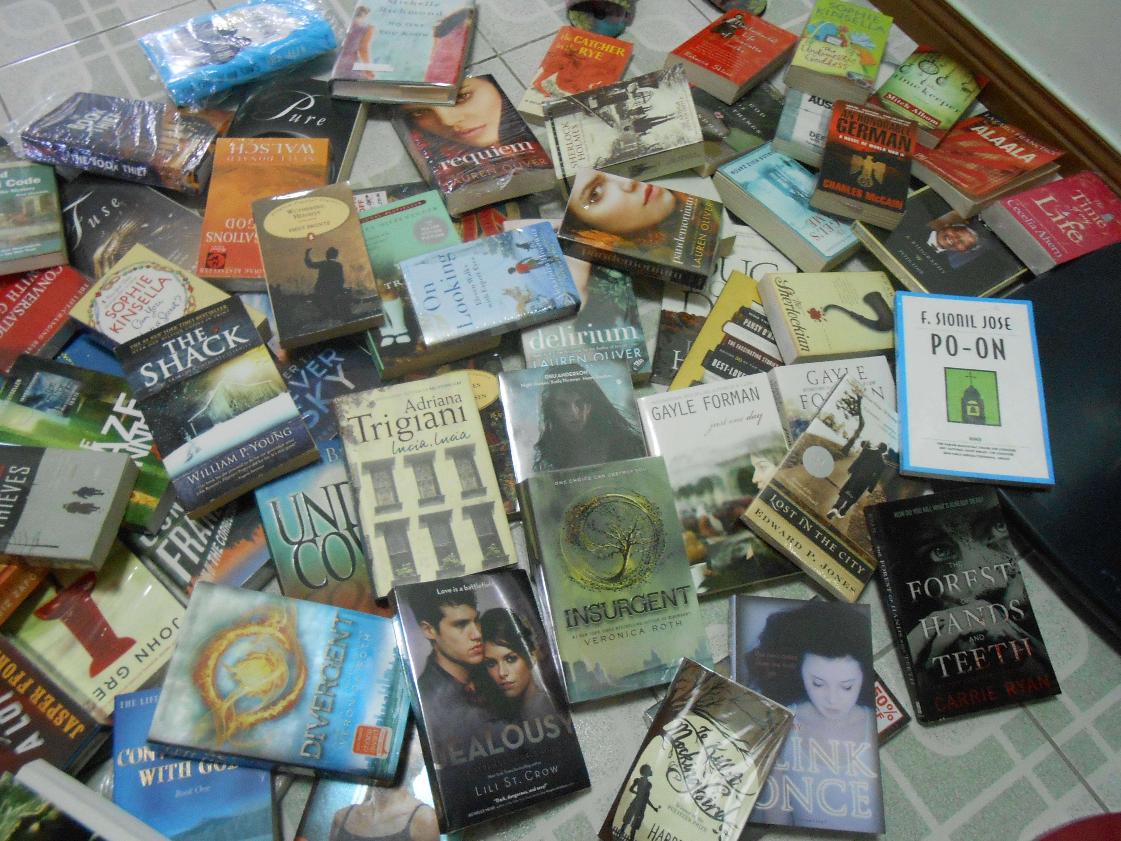 book pile 2