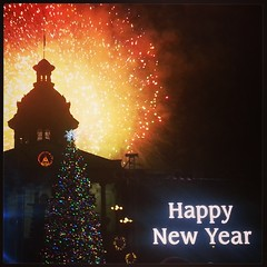 Happy New Year from Columbia, SC!
