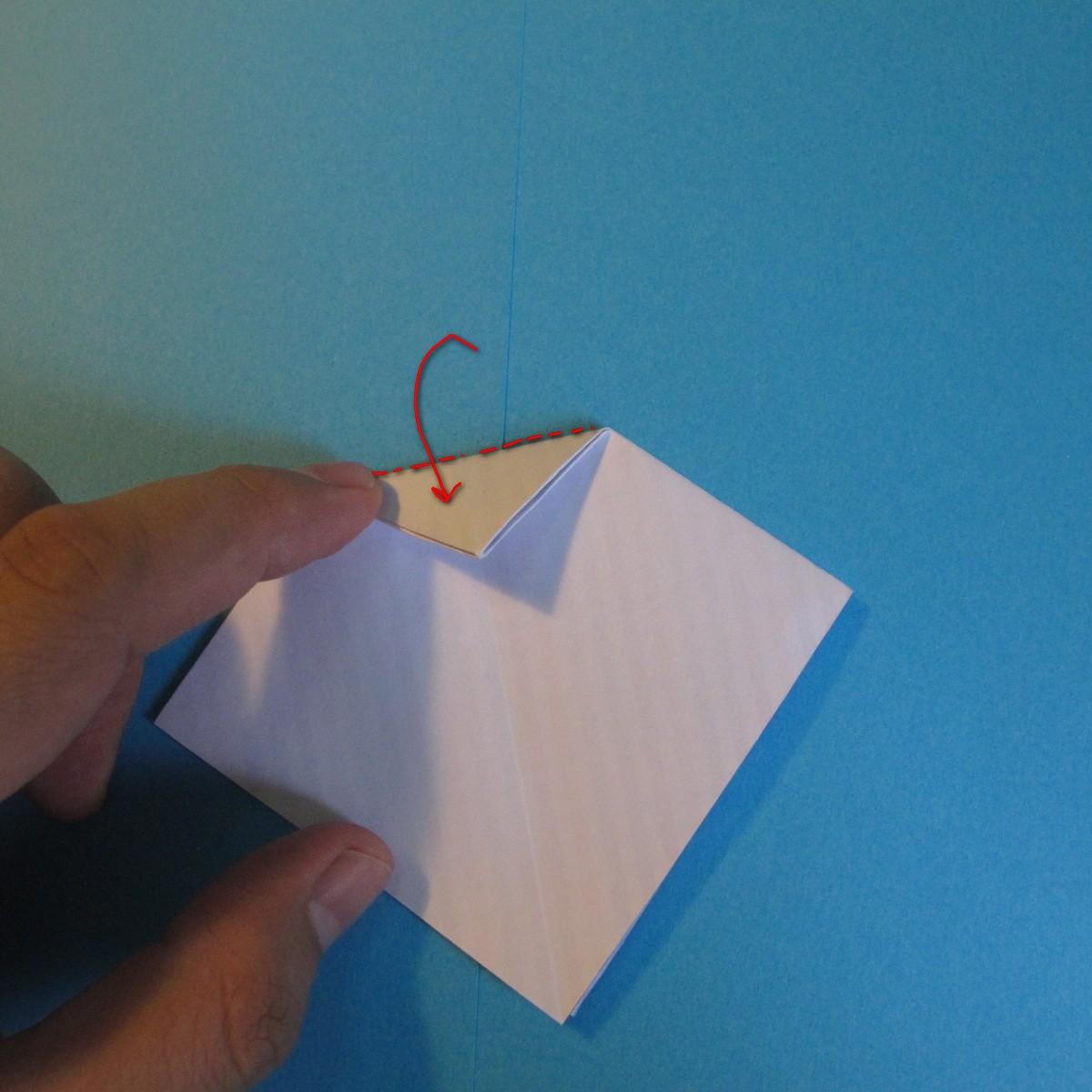 วิธีการพับกระดาษเป็นโบว์หูกระต่าย 005