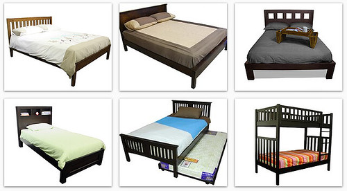 unikhome bed frames catalogue