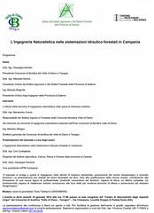 MANIFESTO PRESENTAZIONE MANUALE INGEGNERIA NATURALISTICA