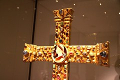 Lotharkreuz in Aachen Cathedral Treasury