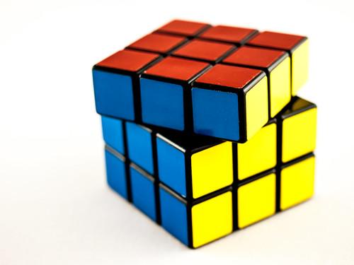 Rubiks Cube photo