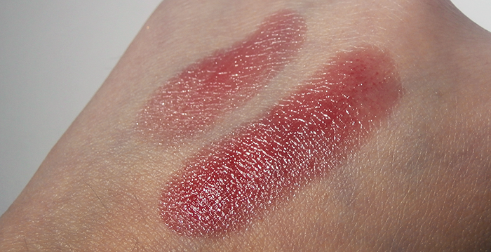 Revlon Lip Butter 'Candy Apple' swatches