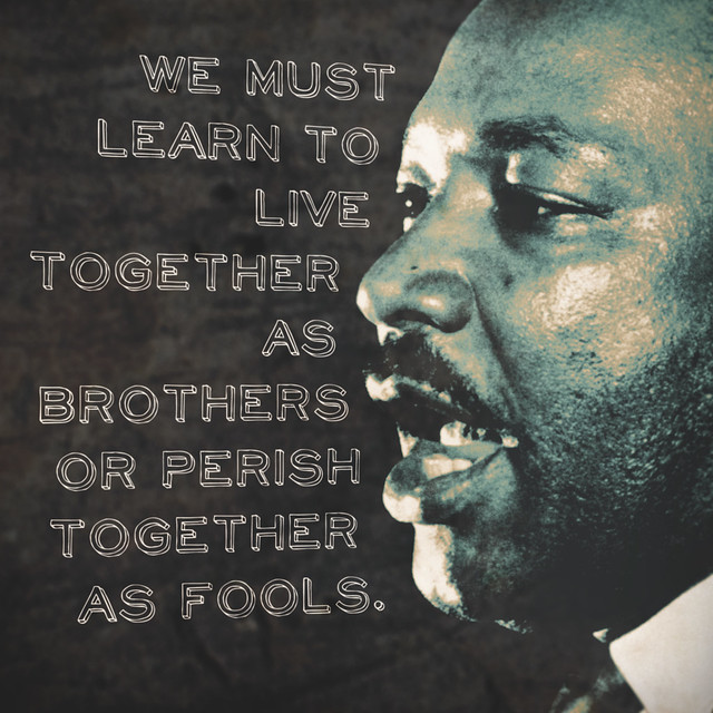 Martin Luther King Jr. Had an AMAZING Plan to Destroy Earth