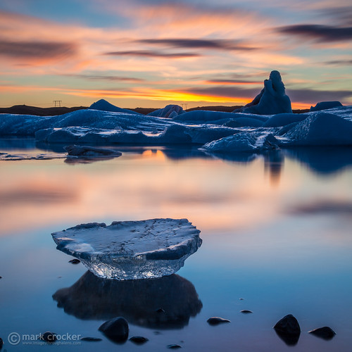 longexposure ice iceland europe lagoon glacier jokulsarlon 10stop