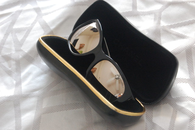 Chanel 18K Sunnies