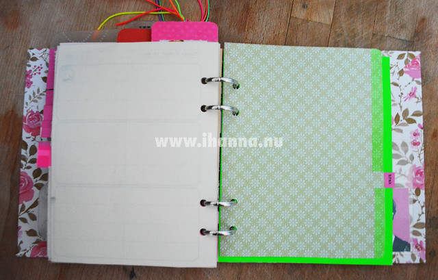 Green Pages in the DIY Planner 2014