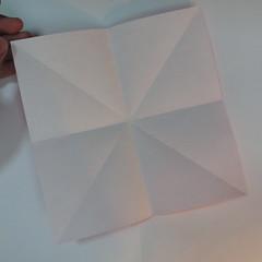 วิธีพับกระดาษพับดอกกุหลาบ 003
