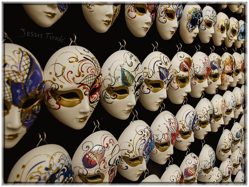 Mascaras Venecianas 12252679375_8b40da2ede_c