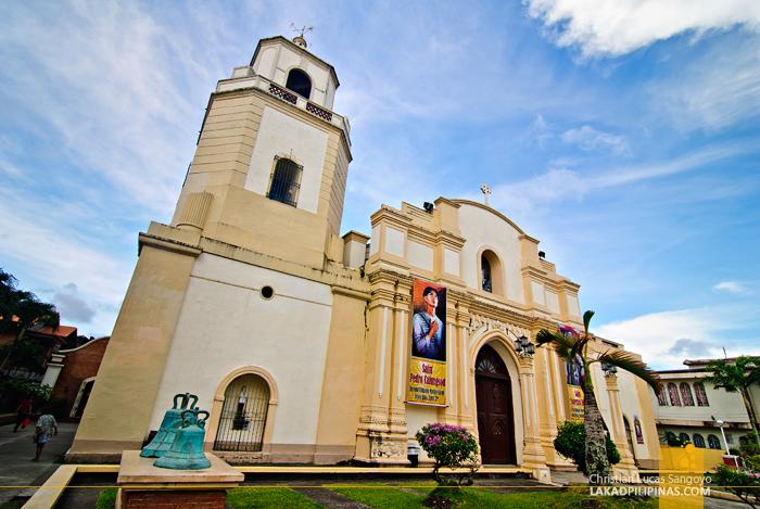 Beautiful Day at the Kalibo Cathedral