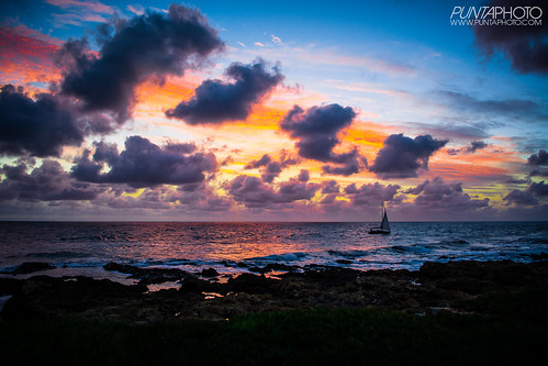ocean sunset sky cloud sun beach nature sailboat catchycolors lights boat rocks colours abovealltherest allaboutsun