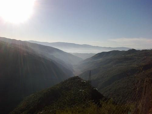 valle natura foschia cosenza nokia500