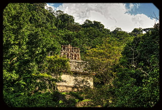 Palenque MEX - Temples of the Cross group 04