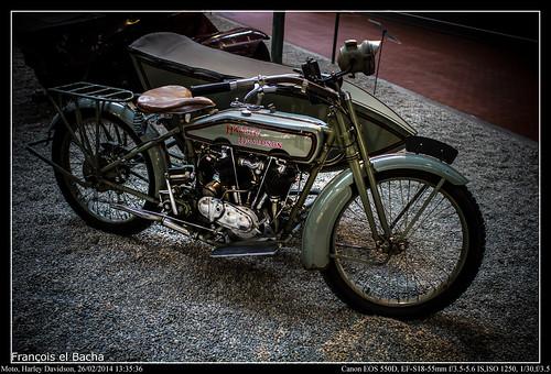 Moto, Harley Davidson