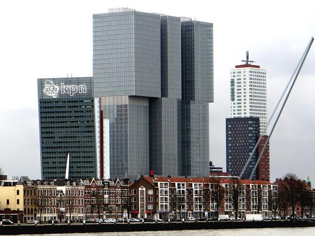 De Rotterdam - O.M.A Rem Koolhaas