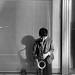 Street Musician Saxophone